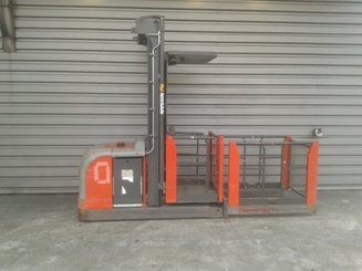 Man-up order picker Nissan OPH100 - 4