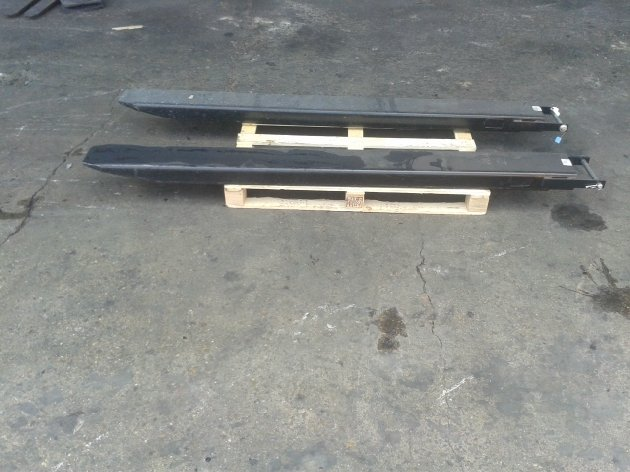 Fork extensions TVH 2000 mm - 1