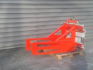 Pulp Bale Clamps Bolzoni 4200 - 3