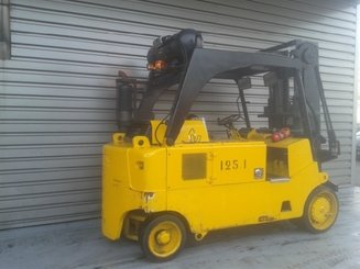 Four wheel counterbalanced forklift Royal T165C - 4