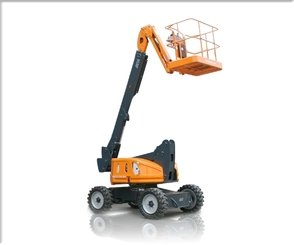 Articulated boom lift platform ATN Zebra 12 - 1