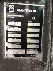 All-terrain forklift Manitou MC70 T POWERSHIFT - 7