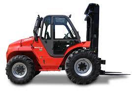 All-terrain forklift Manitou M30-4 - 1