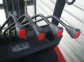 Four wheel front forklift Hangcha XF50G - 8