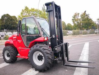 All-terrain forklift Manitou M50-4 - 1