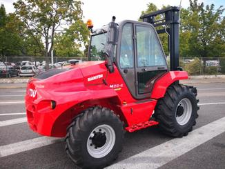 All-terrain forklift Manitou M50-4 - 4