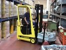 Three wheel front forklift Mariotti ME 6 - 1