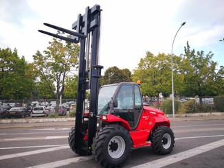 All-terrain forklift Manitou M50-4 - 5