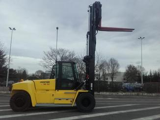Four wheel front forklift Hyster H16XM-12 - 3