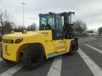 Four wheel front forklift Hyster H16XM-12 - 1
