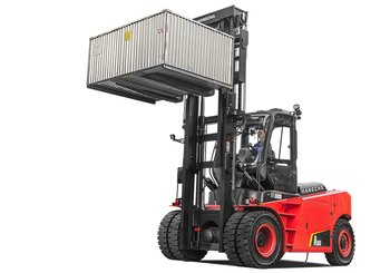 Four wheel counterbalanced forklift Hangcha A160 - 6