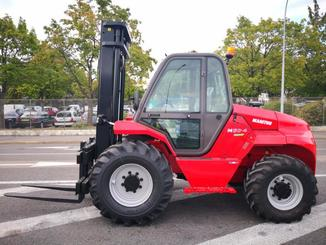 All-terrain forklift Manitou M50-4 - 2