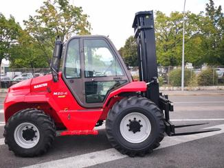 All-terrain forklift Manitou M50-4 - 3