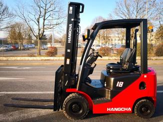 Four wheel counterbalanced forklift Hangcha XF18D - 2