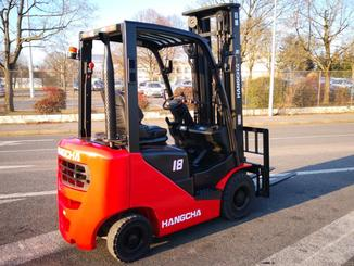 Four wheel counterbalanced forklift Hangcha XF18D - 5