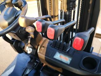 Four wheel counterbalanced forklift Hangcha XF18D - 9