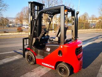 Four wheel counterbalanced forklift Hangcha XF18D - 4