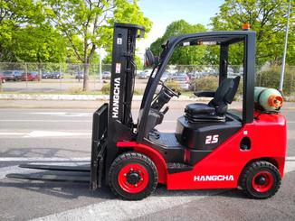 Four wheel counterbalanced forklift Hangcha XF25G - 2