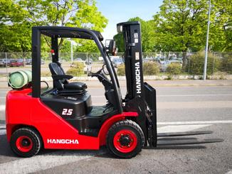 Four wheel counterbalanced forklift Hangcha XF25G - 3