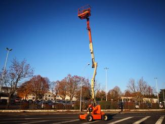 Articulated boom lift JLG M400AJP - 4