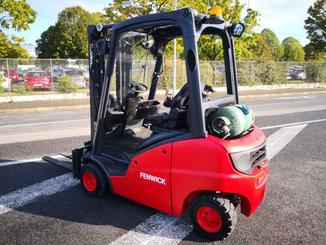 Four wheel counterbalanced forklift Fenwick H20T - 4