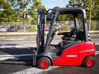 Four wheel counterbalanced forklift Fenwick H20T - 2