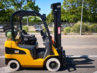 Four wheel counterbalanced forklift Caterpillar GP18N - 3