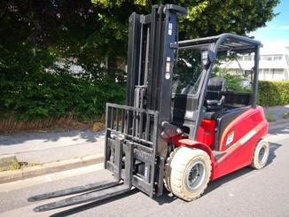 Four wheel front forklift Hangcha A4W50 - 1