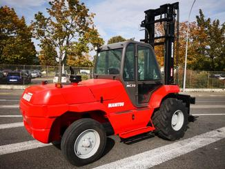 All-terrain forklift Manitou MC70 T POWERSHIFT - 5