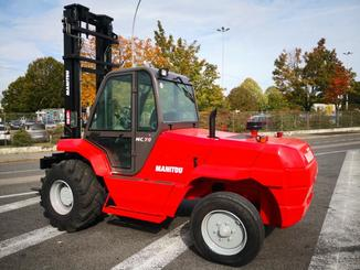 All-terrain forklift Manitou MC70 T POWERSHIFT - 4