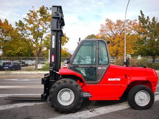 All-terrain forklift Manitou MC70 T POWERSHIFT - 2