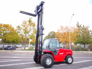 All-terrain forklift Manitou MC70 T POWERSHIFT - 6