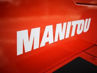 All-terrain forklift Manitou MC70 T POWERSHIFT - 8