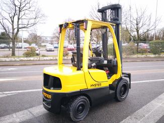 Four wheel counterbalanced forklift Hyster H3.00FT - 3