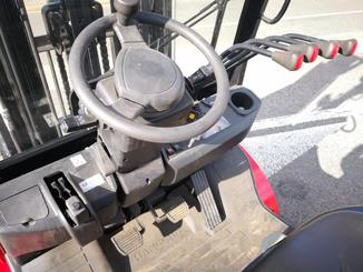 Four wheel counterbalanced forklift Hangcha XF25D - 7
