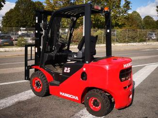 Four wheel counterbalanced forklift Hangcha XF25D - 4