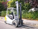 Four wheel front forklift STILL RX60-40 - 1