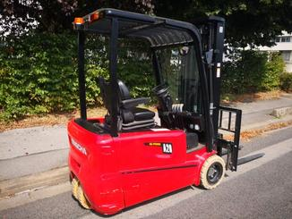 Three wheel front forklift Hangcha A3W20 - 5