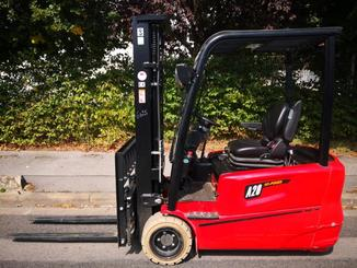 Three wheel front forklift Hangcha A3W20 - 2