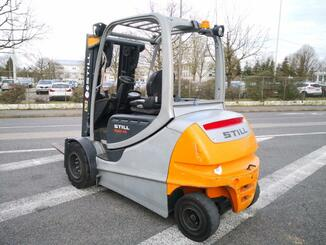 Four wheel front forklift STILL RX60-45  - 4