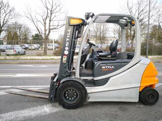 Four wheel front forklift STILL RX60-45  - 2