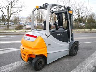 Four wheel front forklift STILL RX60-45  - 5