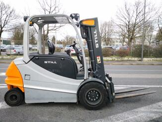 Four wheel front forklift STILL RX60-45  - 3
