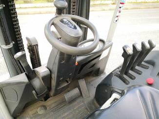 Four wheel front forklift STILL RX60-45  - 8