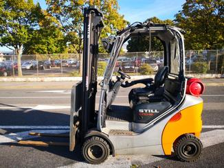 Four wheel counterbalanced forklift STILL RX70-16 - 3