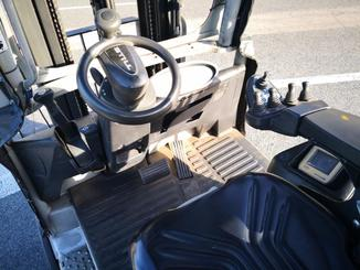 Four wheel counterbalanced forklift STILL RX70-16 - 7