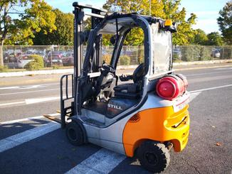 Four wheel counterbalanced forklift STILL RX70-16 - 4