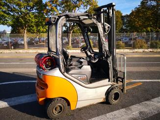 Four wheel counterbalanced forklift STILL RX70-16 - 5