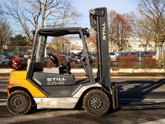 Four wheel counterbalanced forklift STILL R70-40T - 3