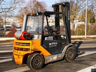 Four wheel counterbalanced forklift STILL R70-40T - 5